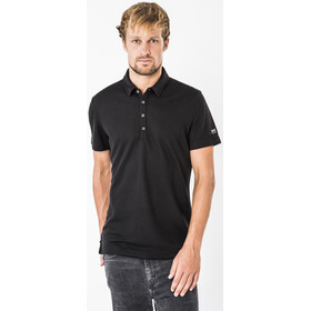 super.natural Piquet Polo Hombre, jet black